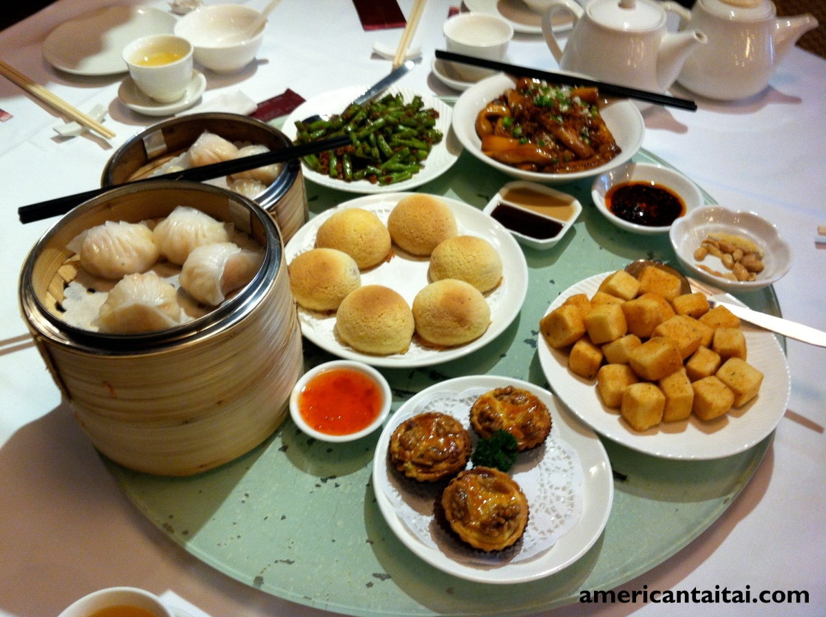 Seeking Authentic Chinese Food: Have Passport, Will Cross Border!