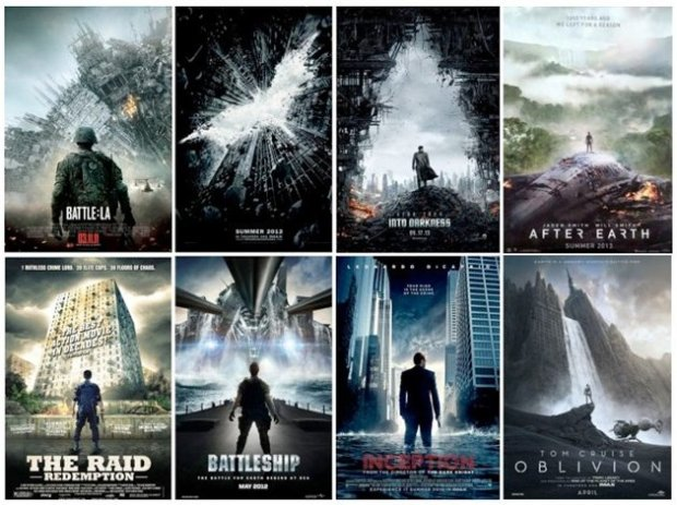Generic Action Movie Posters-att