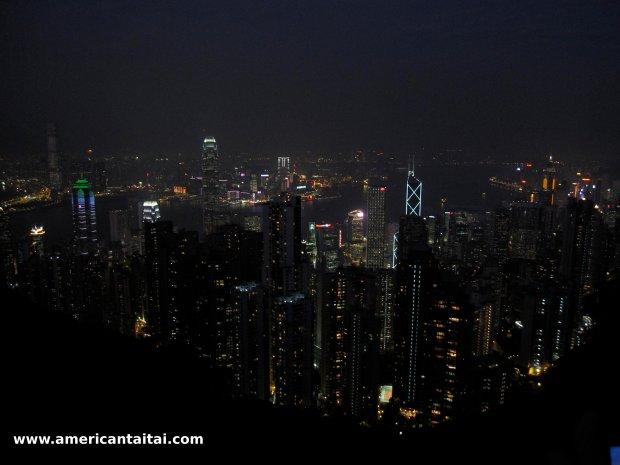 HK from Peak att