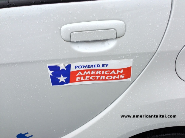 Powered by American Electrons att