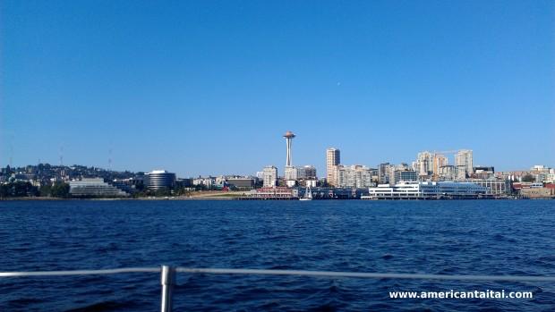 Seattle Skyline att