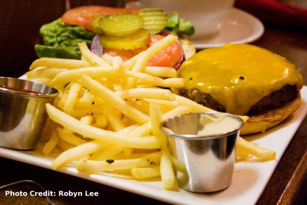 Cheeseburger att