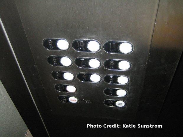 Elevator Buttons of Death att